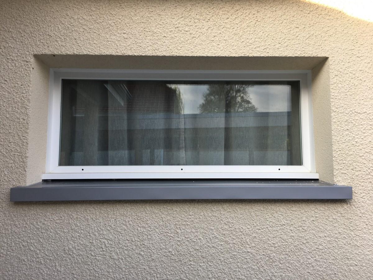 Fenêtre après intervention