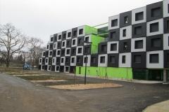 Chauffage résidence universitaire